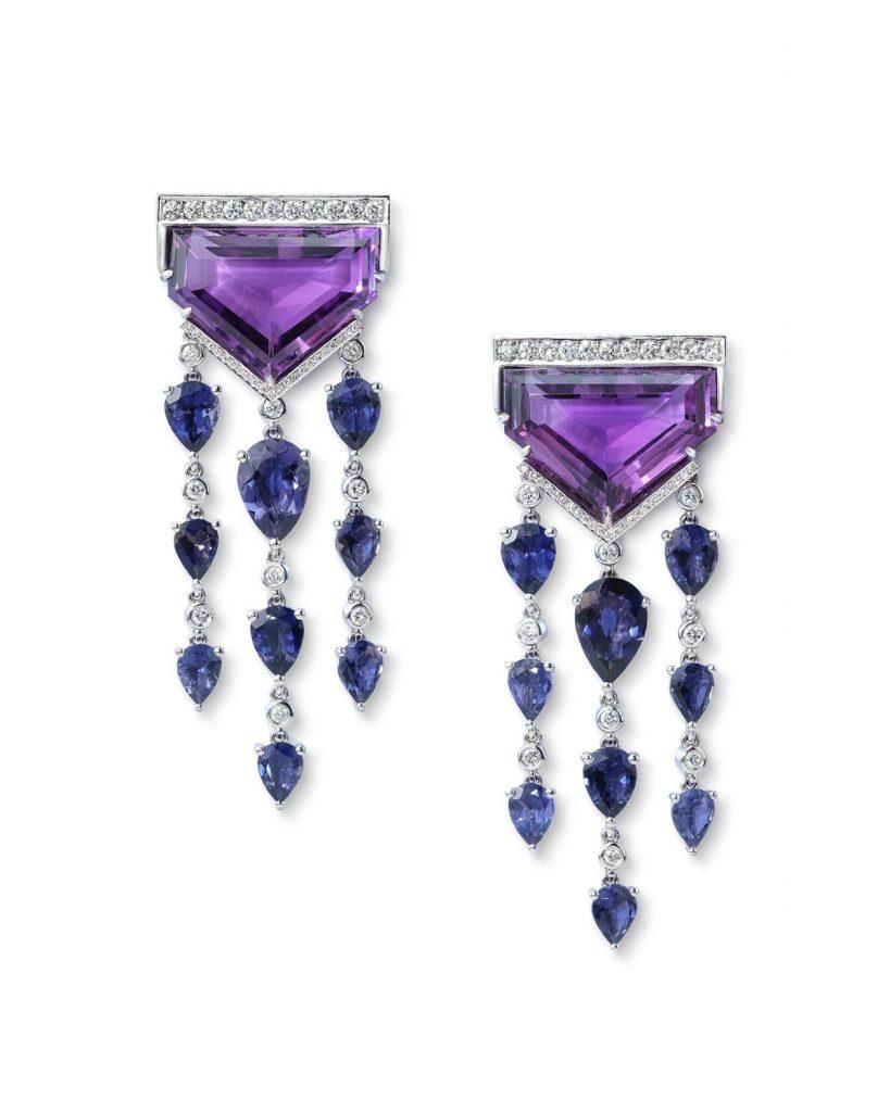 Master Jeweller Sabine Roemer Meluncurkan Koleksi Anting Perhiasan